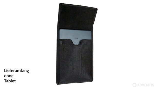 MAX MICHEL Holster für Apple iPad Mini, Flap | 19-SL1818-00