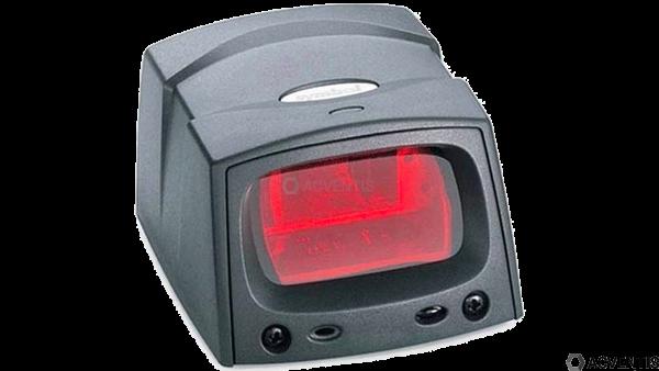 ZEBRA MS954, 1D, FZ, RS-232, anthrazit | MS-954-I000R