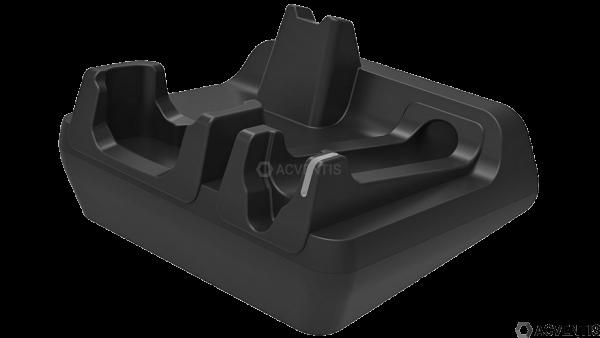 POINT MOBILE Lade-/Übertragungsstation für PM550, 1-Fach + Akkuladefach, Ethernet   550-SEC