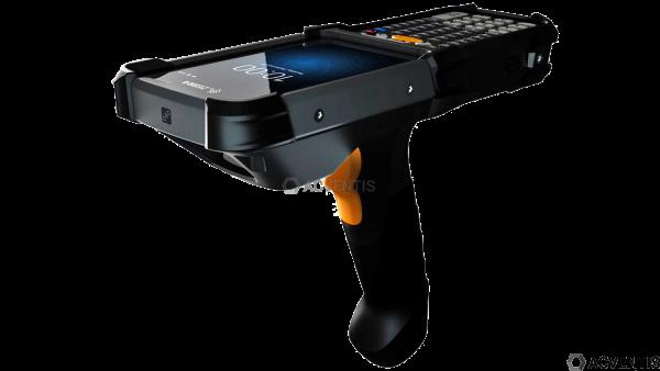 ZEBRA MC9300, 2D, SR, SE4750, BT, WLAN, Func. Num., Gun, IST, Android | MC930B-GSCCG4RW