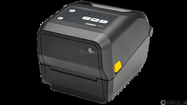 ZEBRA ZD420t, 12 Punkte/mm (300dpi), VS, EPLII, ZPLII, USB, Ethernet | ZD42043-T0EE00EZ