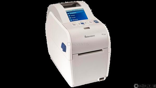 HONEYWELL PC23d, 8 Punkte/mm (203dpi), VS, RTC, Display, EPLII, ZPLII, IPL, USB   PC23DA0010022