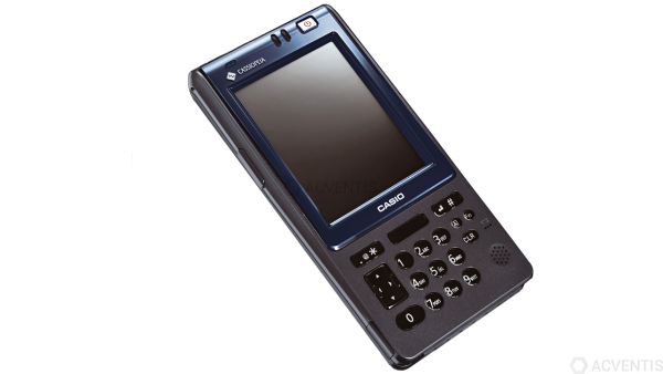 CASIO IT-600 - 1D Laser, BT, USB, IRDA, PDA, 128 MB, Win CE 5.0 | IT-600M30