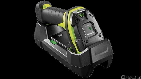 ZEBRA DS3678-HP, BT, 2D, HP, Multi-IF, FIPS, Kit (USB), schwarz/grün   DS3678-HP3U42A0SFW