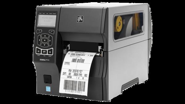 ZEBRA ZT410, 300dpi, Peeler, RTC, Display, EPL, ZPL, ZPLII, USB, RS232, BT, Ethernet   ZT41043-T1E00