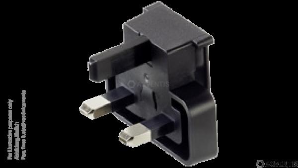 ZEBRA Adapter Plug, UK | CN-000803-06