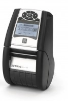ZEBRA QLn220, 2'', USB, RS232, BT, WLAN, NFC, 203dpi, RTC, Display, EPL, ZPL, CPCL | QN2-AUNAEM10-00