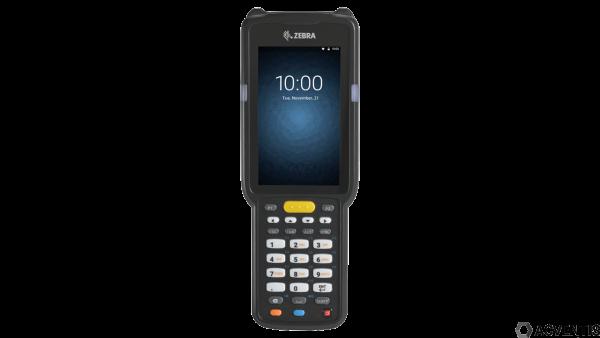 ZEBRA MC3300 Premium, 2D, SR, BT, WLAN, NFC, Num., IST, PTT, Android | MC330K-SI2HA3RW