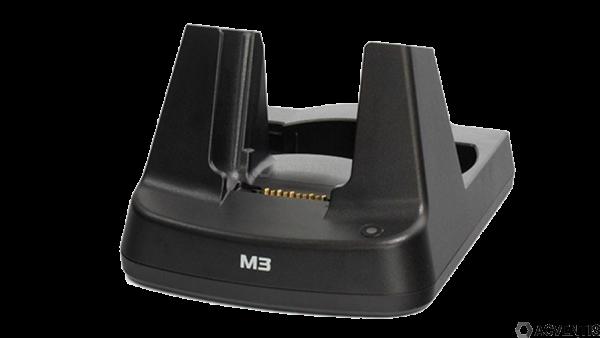 M3 MOBILE Lade-/Übertragungsstation für UL20, 1-Fach, Ethernet, USB | UL20-2CRD-EU0