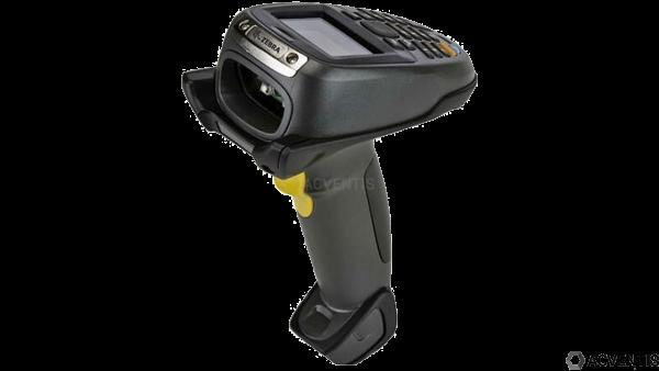 ZEBRA MT2070, BT, 1D, SR, Disp., Kit (USB), schwarz | KT-2070-ML2078C14W