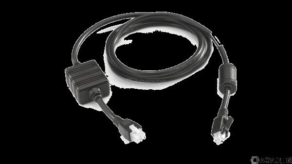 ZEBRA DC-Kabel für Mehrfachladegeräte | CBL-DC-381A1-01