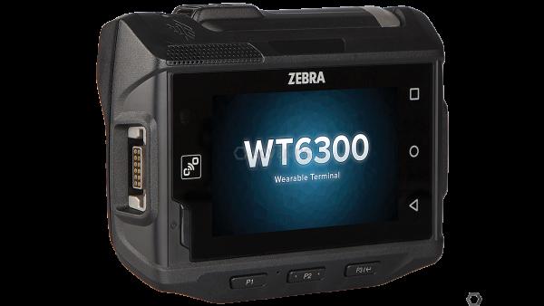 ZEBRA WT6300, USB, BT, WLAN, Android | WT63B0-TS0QNERW
