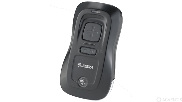 ZEBRA CS3000, 1D, USB, Kit, anthrazit | CS3000-SR10007WW