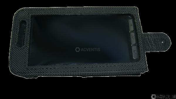 MAX MICHEL Synthetik-Tasche für Samsung Galaxy XCover 4 | 19-081695-00
