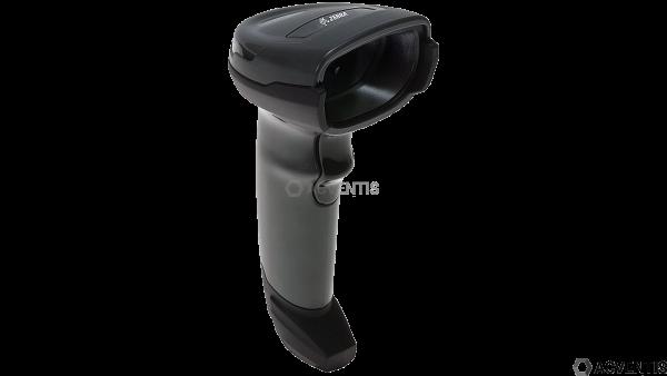 ZEBRA DS4308-SR, 2D, SR, Multi-IF, Kit (USB), schwarz | DS4308-SR7U2300PZW