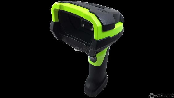 ZEBRA Handscanner DS3608-HP, 2D, HP, Multi-IF, schwarz, grün | DS3608-HP20003VZWW