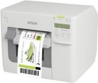 EPSON ColorWorks C3500, Cutter, Disp., USB, Ethernet, NiceLabel, weiß | C31CD54012CD