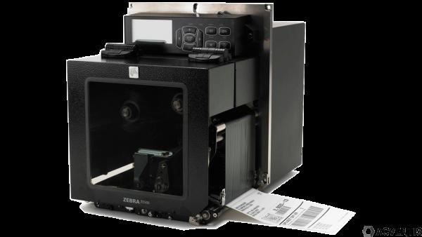 ZEBRA ZE500-4, 300dpi, Druck rechts, ZPLII, Multi-IF, Printserver (Ethernet) | ZE50043-R0E0000Z