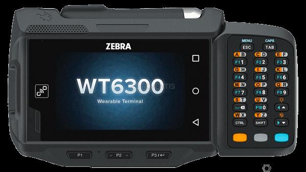 ZEBRA WT6300, USB, BT, WLAN, Alpha, erw. Akku, Android | WT63B0-KX0QNERW