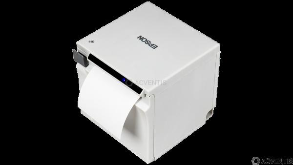 EPSON TM-m30II, USB, BT, Ethernet, 8 Punkte/mm (203dpi), ePOS, weiß | C31CJ27111