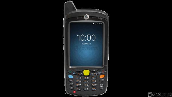 ZEBRA MC67 Premium, 2D, USB, BT, WLAN, 3G (HSPA+), Num., Android | MC67NA-PDADAB00500