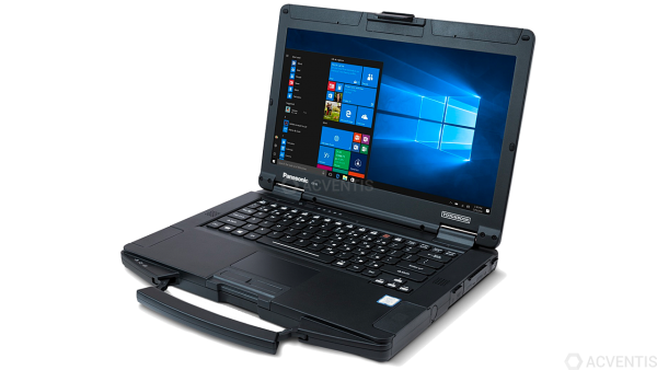 PANASONIC Toughbook 55, 35,5cm (14''), Win. 10 Pro, SSD | FZ-55A-006T4