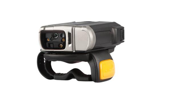 ZEBRA RS6000 Ringscanner, Targeting-Mode, BT, 2D, MR, BT, schwarz, silber | RS60B0-MRSNWR