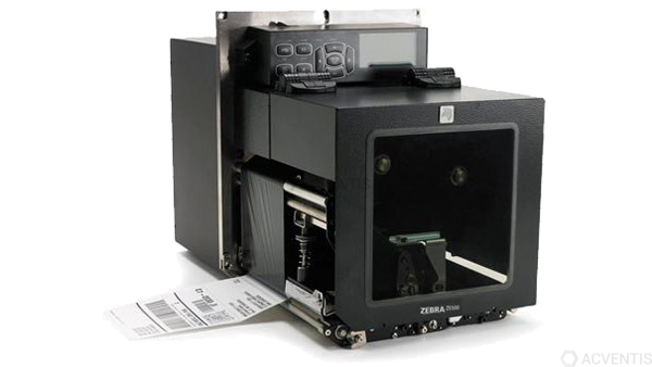ZEBRA ZE500-6, 300dpi, Druck links, ZPLII, Multi-IF, Printserver (Ethernet) | ZE50063-L0E0000Z
