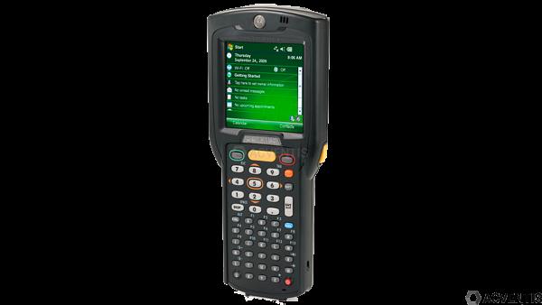 MOTOROLA MC3190, 2D, BT, WLAN, Num., Disp., Win CE 6 Pro | MC3190-SI2H04E0A