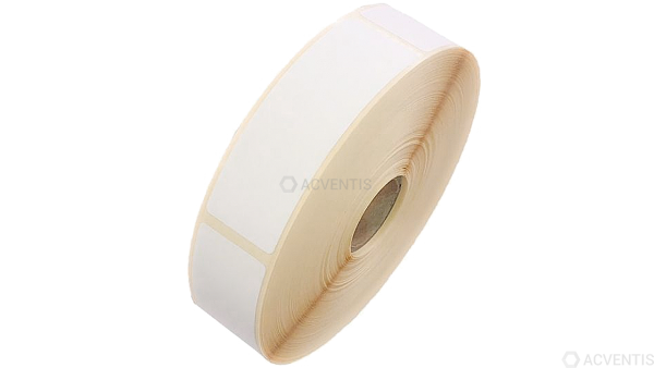 ZEBRA Z-Select 2000D, Etikettenrolle, Thermopapier, 25x76mm | 3007207