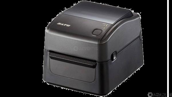 SATO WS408DT-STD, 4'', 203dpi, WLAN, USB, LAN, RS232C | WD212-400NW-EU