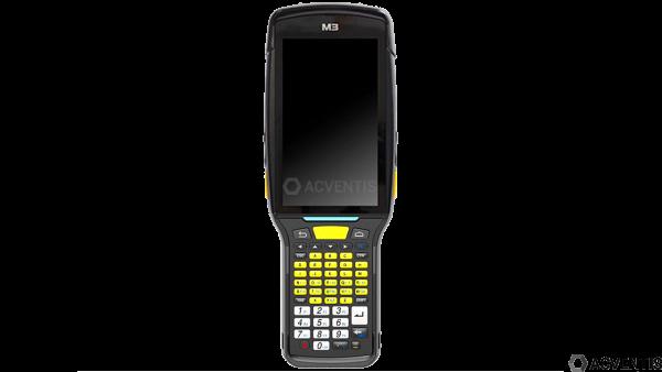 M3 MOBILE UL20X, 2D, LR, SE4850, BT, WLAN, 4G, NFC, Alpha, GPS, GMS, Android | U20X4C-PLCFES-HF