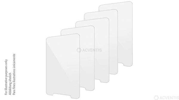 ZEBRA Displayschutzfolie für MC2200 / MC2700, 5 Stück | MISC-MC2X-SCRNPT-01
