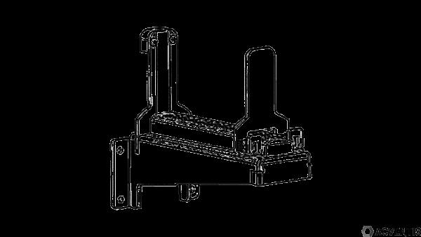 ZEBRA Media Supply, Kit, für ZT610 / ZT610R | P1083320-059