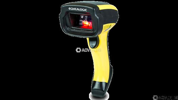 DATALOGIC PowerScan PD9531-DPM, 2D, HD, DPM, Multi-IF, Kit (USB), schwarz/gelb | PD9531-DPMK1