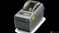 ZEBRA ZD410, 203dpi, VS, RTC, USB, BT (BLE, 4.1), WLAN, dunkelgrau   ZD41022-D0EW02EZ