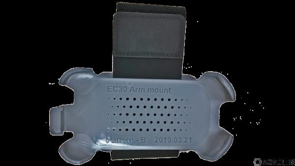 ZEBRA Armhalterung für EC30, lange Schlaufe | SG-EC30-ARML1-01