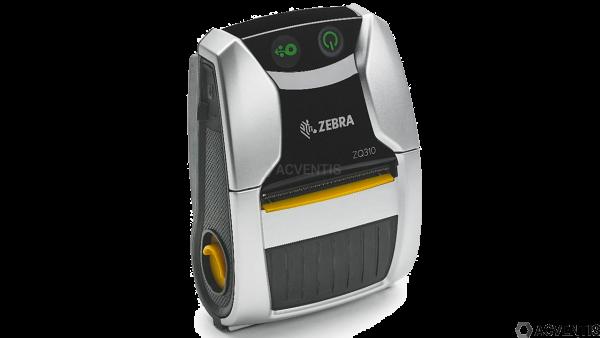 ZEBRA ZQ310 Indoor, USB, BT, WLAN, 8 Punkte/mm (203dpi), ZPL, CPCL   ZQ31-A0W01RE-00