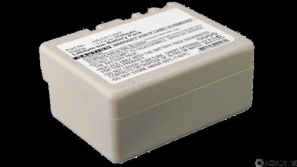 CASIO Akku für IT-G500 / IT-600 / IT-800 Serie , Lithium-Ionen, 3.700mAh | HA-D21LBAT