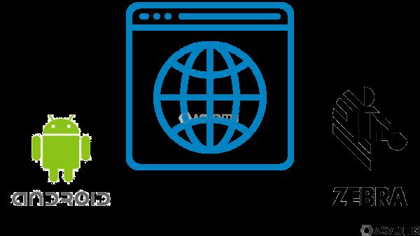 ZEBRA Enterprise Browser, Android | SW-ENTBR-AND