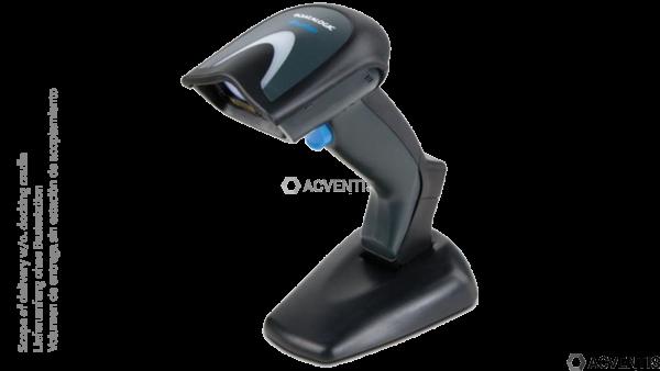 DATALOGIC Gryphon I GBT4430, BT, 2D, BT, Multi-IF, Kit (USB), schwarz | GBT4430-BK-BTK1