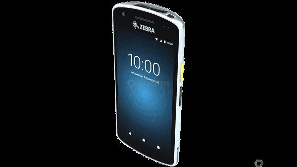 ZEBRA EC50, 8-Pin, 2D, SE4100, BT, WLAN, NFC, GMS, erw. Akku, Android | EC500K-01B243-A6