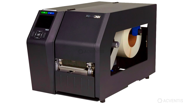 PRINTRONIX T8204 Etikettendrucker, 4'', 203 dpi, USB, LAN, seriell, TD/TT, Rolle | T82X4-2100-0
