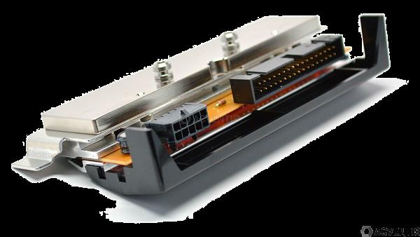 ZEBRA Druckkopf für ZT410, 24 Punkte/mm (600dpi) | P1058930-011