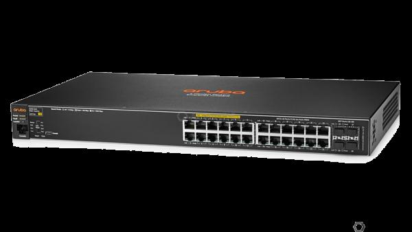 ARUBA 2530-24G-PoE+ Switch |J9773A