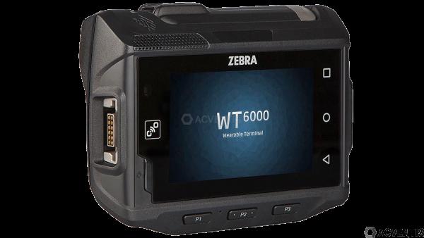 ZEBRA WT6000, USB, BT, WLAN, NFC, Disp., Android | WT60A0-TS2NEWR