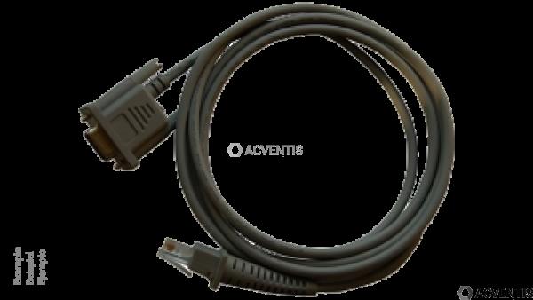 DATALOGIC Verbindungskabel, RS232, ESD, 1.8m | 90A051901