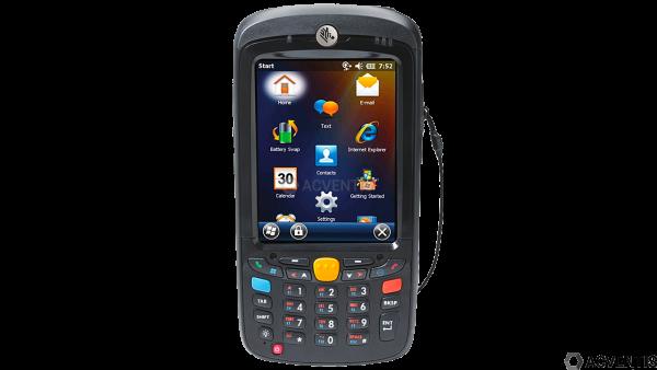 ZEBRA MC55X, 2D, USB, WLAN, Num., Disp. | MC55E0-PM0S3RQA9WR
