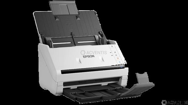 EPSON WorkForce DS-570W, DIN A4, 600 x 600 dpi, 35 Seiten/Min, USB, WLAN   B11B228401
