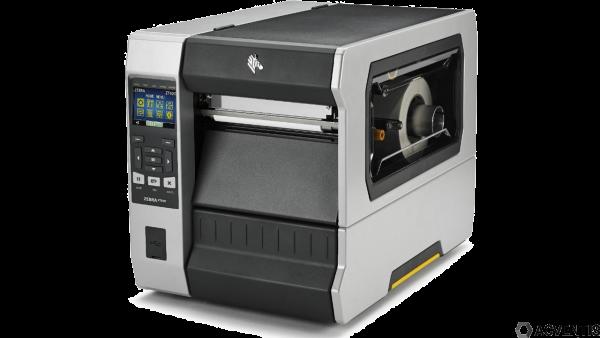 ZEBRA ZT620, 8 Punkte/mm (203dpi), Cutter, Disp., ZPL, ZPLII, USB, RS232, BT, Ethernet | ZT62062-T1E